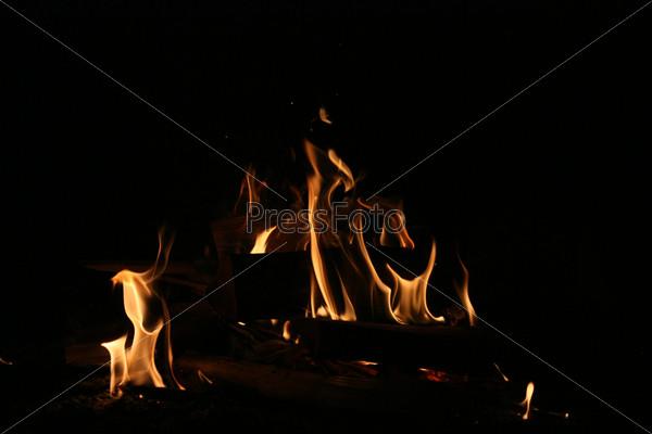 Фотография на тему Пламя
