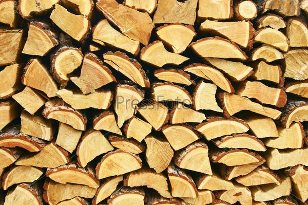 Дрова из лиственницы