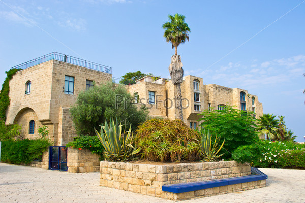 Старый дом в Яффе