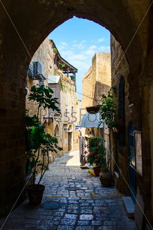 Старая улица, Яффо, Тель Авив