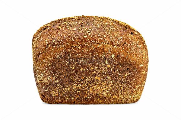 Ржаной хлеб с обсыпкой