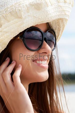 Фотография на тему Женщина в отпуске