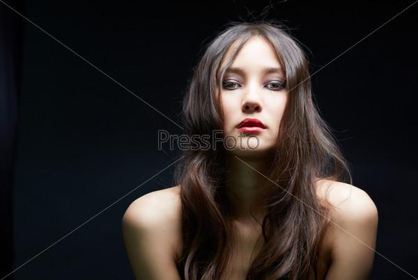 Великолепная девушка