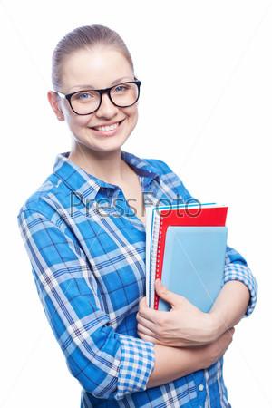 Фотография на тему Студентка