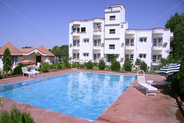Фотография на тему Туристический курорт в Пушкаре, Раджастан