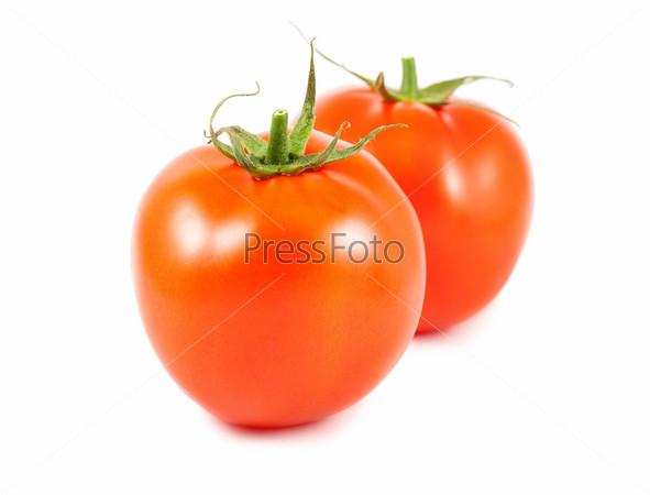 Фотография на тему Спелый помидор