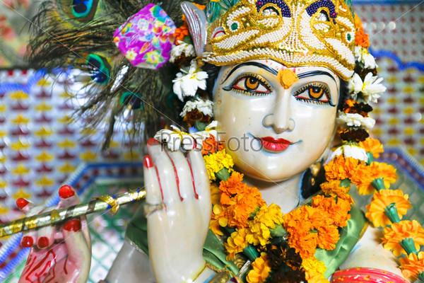 Фотография на тему Индуистские статуя