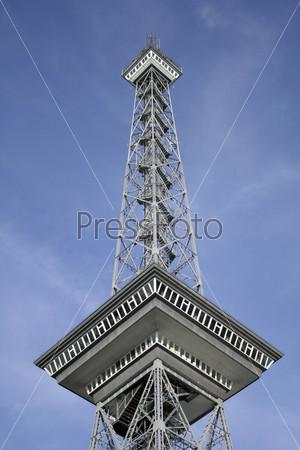 Фотография на тему Телебашня, Берлин, Германия
