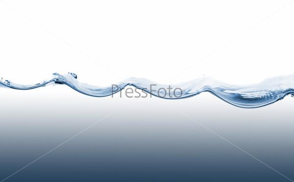 Фотография на тему Волны на воде крупным планом