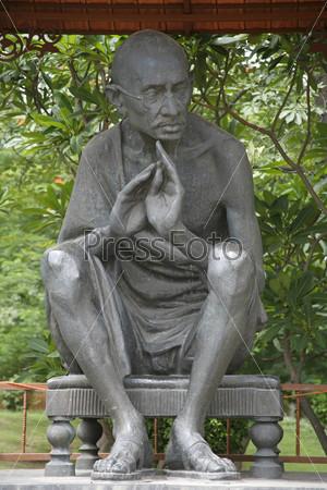 Фотография на тему Ганди