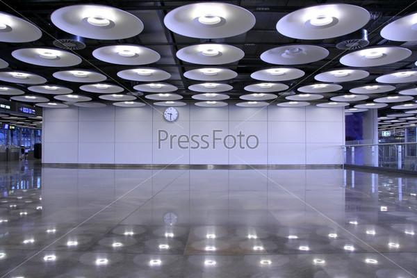 Аэропорт, Мадрид, Испания