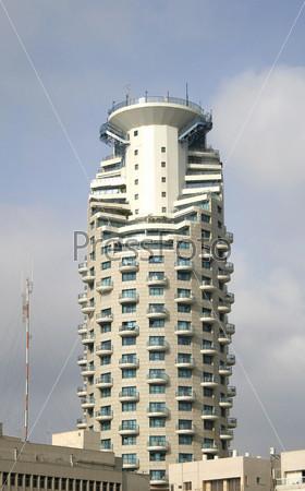 Фотография на тему Отель в Тель-Авиве, Израиль