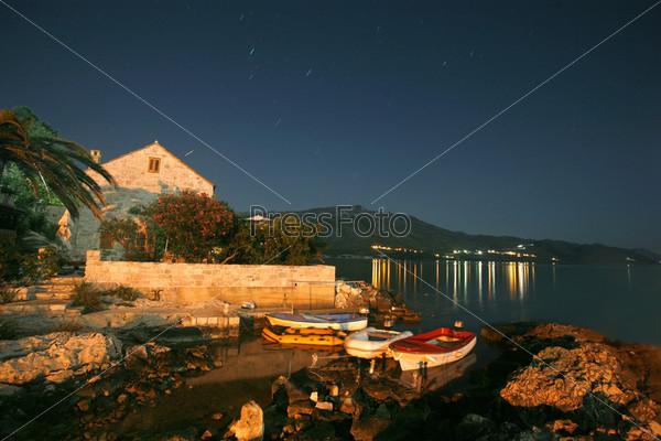 Дом на средиземноморском побережье в Хорватии