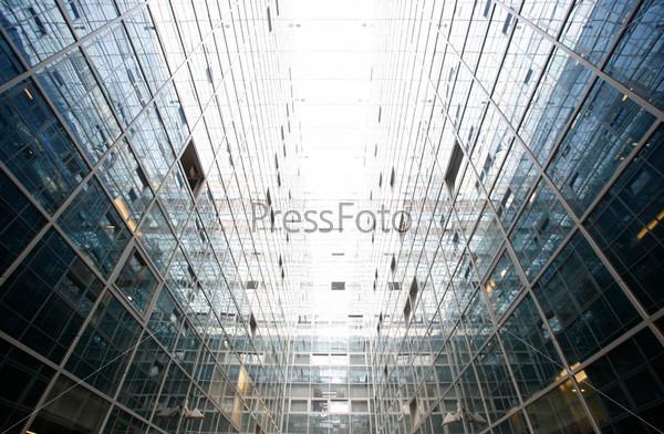 Фотография на тему Перспектива здания