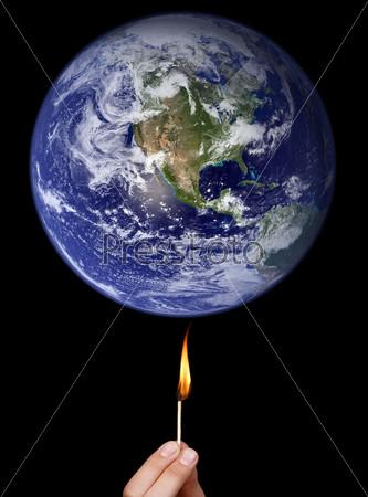 Фотография на тему Глобальное потепление