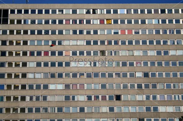 Жилой дом в Берлине, Германия