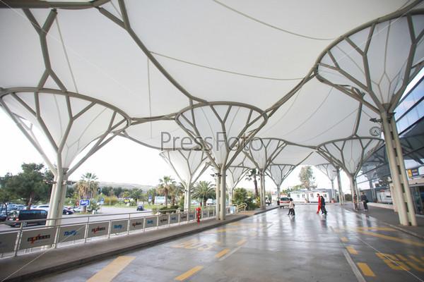 Аэропорт Сплит, Хорватия