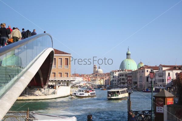 Фотография на тему Городской пейзаж, Венеция, Италия