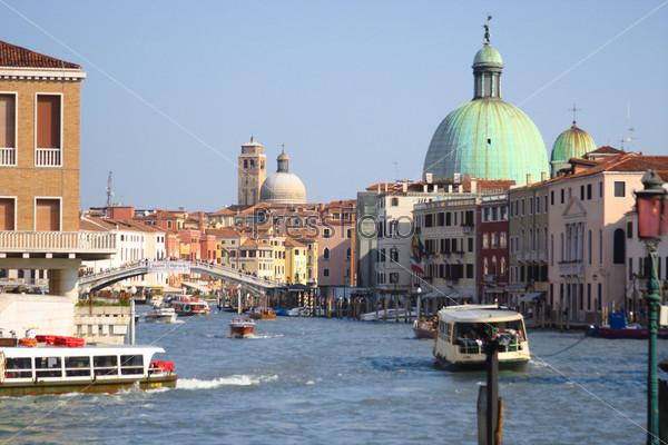 Городской пейзаж, Венеция, Италия