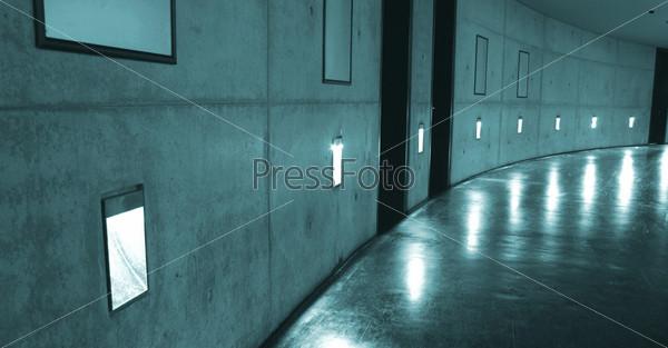 Фотография на тему Пустая холодная улица