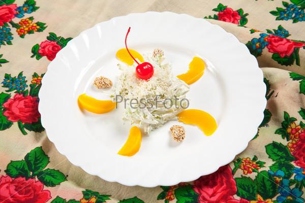 Фотография на тему Фруктовый салат