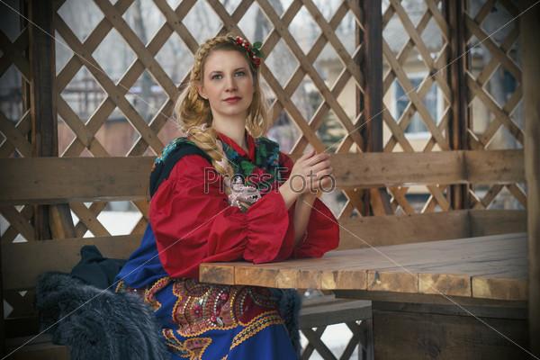 Фотография на тему Русская красавица
