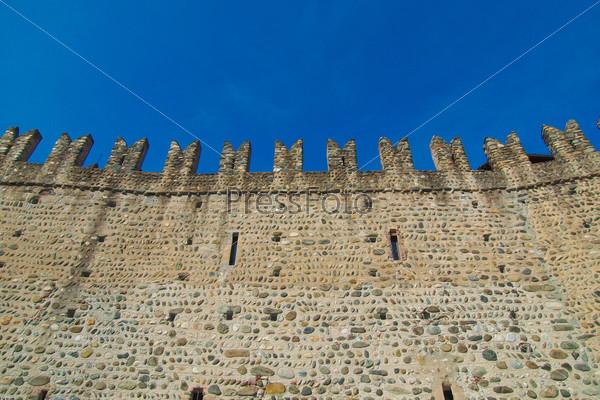 Фотография на тему Кастелло Медиваль, Турин, Италия