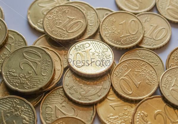 Фотография на тему Монеты евро