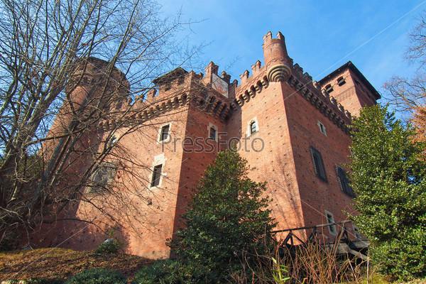 Замок Медиваль, Турин, Италия