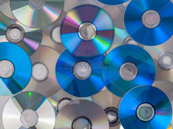 CD. DVD, DB Bluray диски