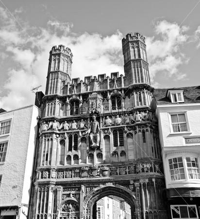 Ворота Святого Августина в Кентербери