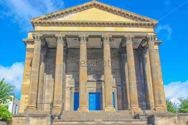 Церковь Веллингтон, Глазго