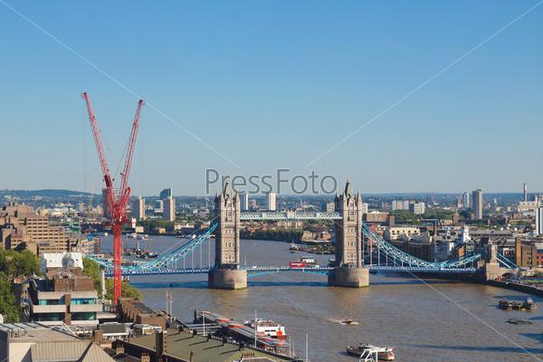 Фотография на тему Лондонский Тауэрский мост