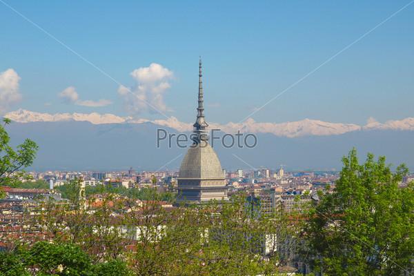 Вид Турина
