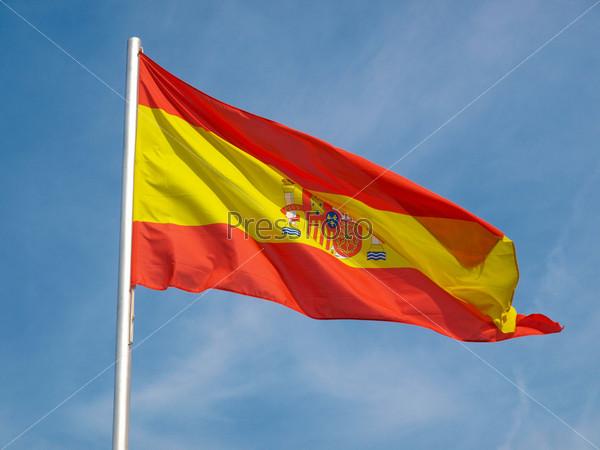 Фотография на тему Флаг Испании