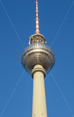 Фотография на тему Телевизионная башня на Александр Платц, Берлин