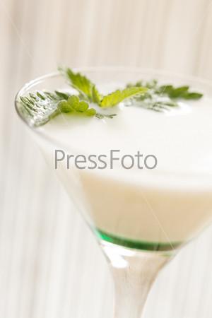 Фотография на тему Молочный коктейль