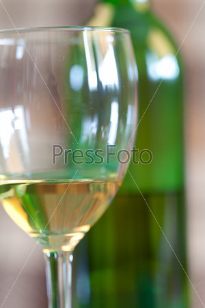 Фотография на тему Белое вино
