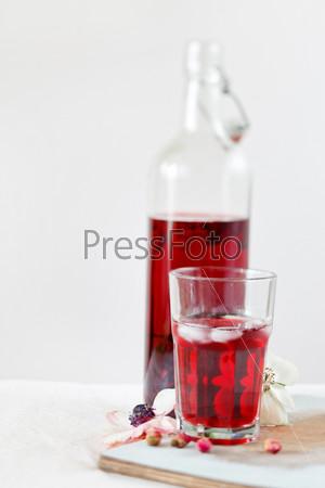 Фотография на тему Чай из гибискуса
