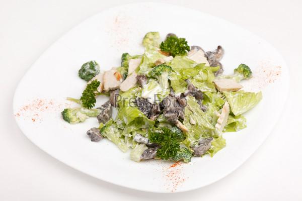 Фотография на тему Вкусный салат