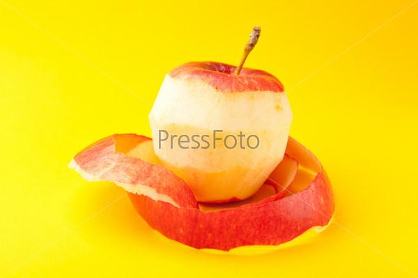 Фотография на тему Красное яблоко