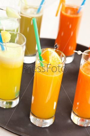 Свежий сок