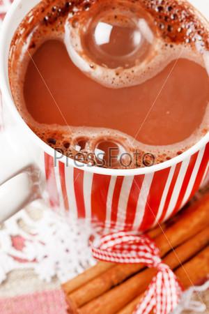 Фотография на тему Горячий шоколад