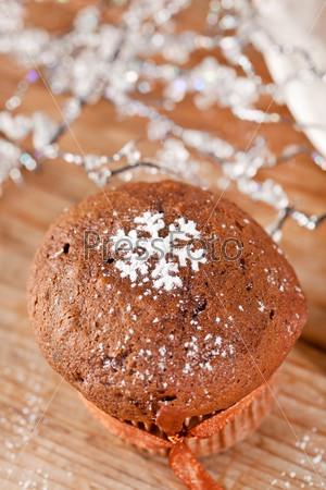 Фотография на тему Шоколадный кекс