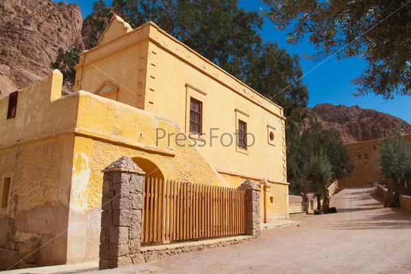 Монастырь святой Екатрины