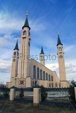 Соборная мечеть. Нижнекамск
