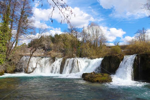 Водопад Слунь