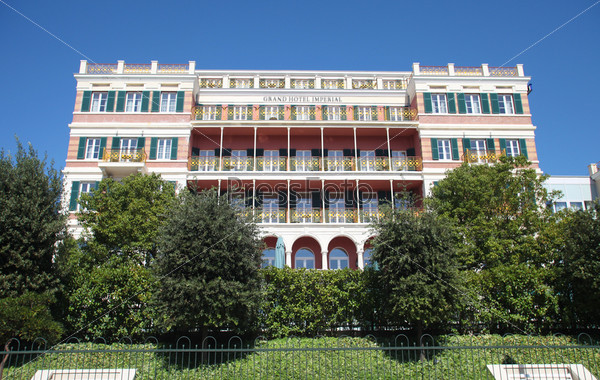 Гранд Отель Империал в Дубровнике