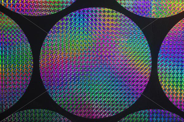 Фотография на тему Голографический шаблон