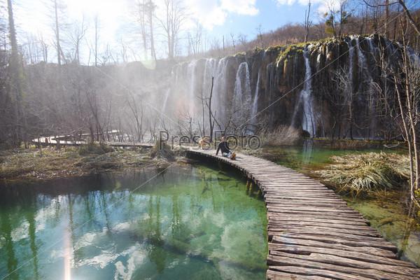 Национальный парк Плитвицкие озера